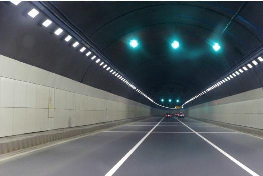 LED Tunnel Project