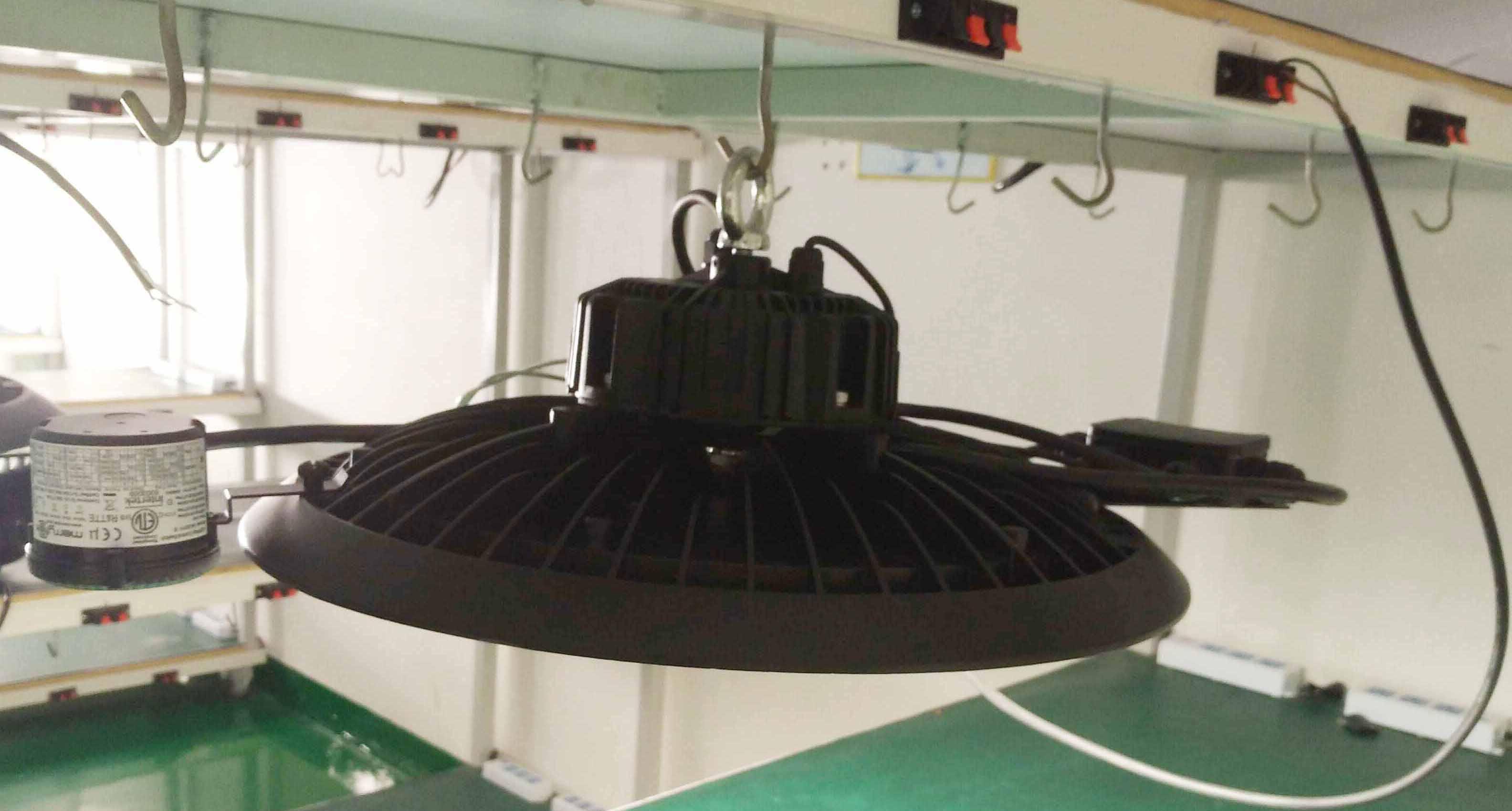 Motion Sensor UFO Led High Bay Lights 150 Watt